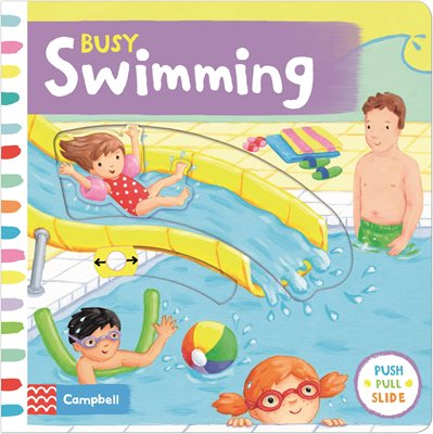 Busy Swimming